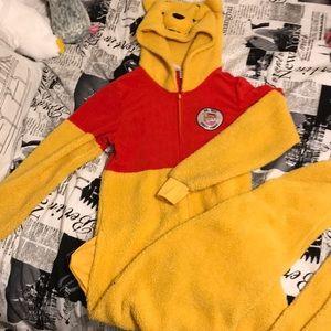 Whinny the Pooh onesie